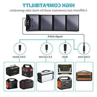 100W Solar Panel Charger Generator/ Solar