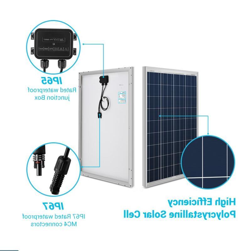 Renogy 100W Photovoltaic PV