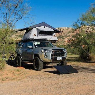 100W RV Caravan