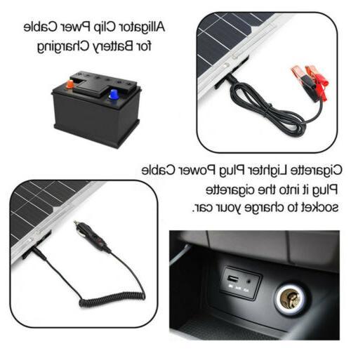 400W Solar Kit Power Solar Home