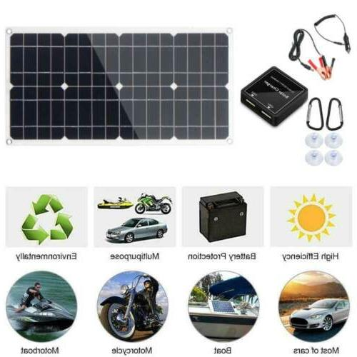 400W 200W Kit Power Charge+ Solar Controller
