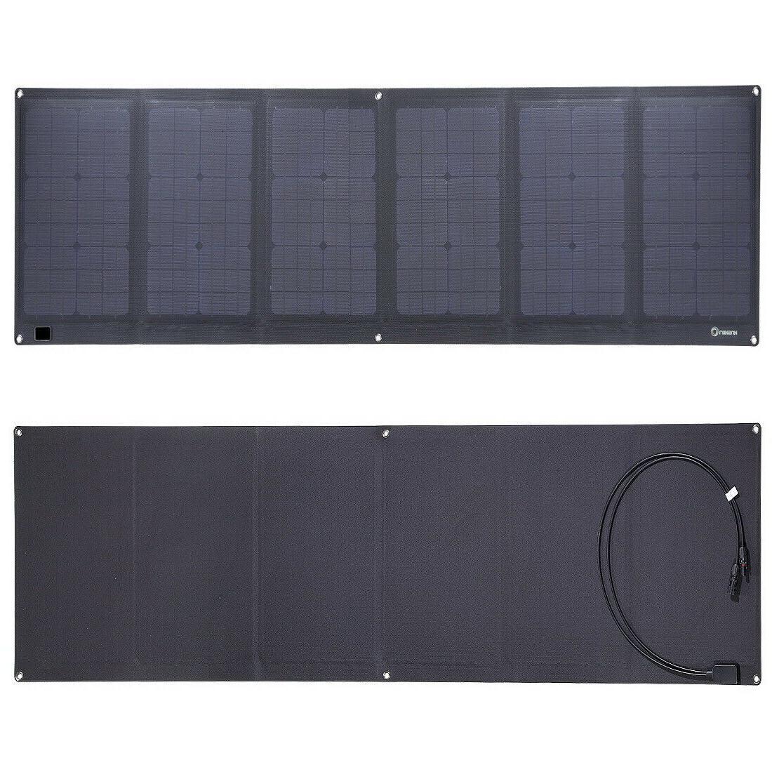 Lensun Waterproof Solar Panel,ETFE Laminated Technology Thinnest