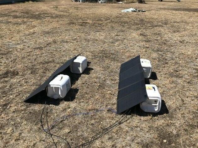 Lensun Waterproof Foldable Solar Panel,ETFE Laminated Thinnest