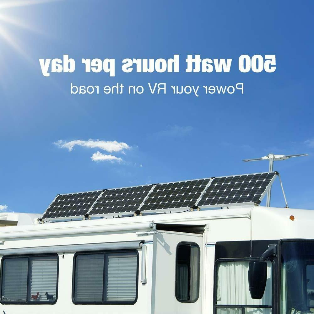 kinverch Solar for 12V Battery Charging,RV's