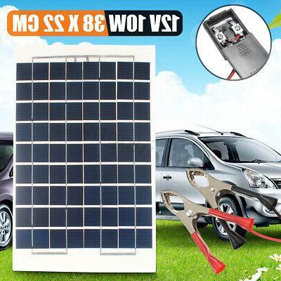 10W/20W/30W Semi Solar Panel Controller+Cable