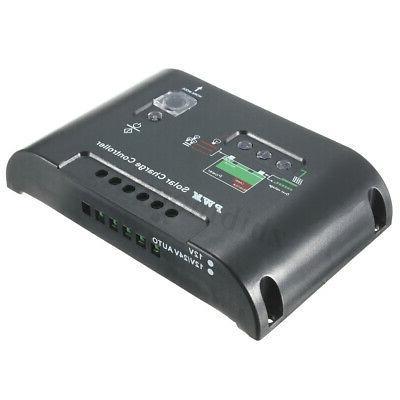 10W/20W/30W 12V Flexible Solar Controller+Cable