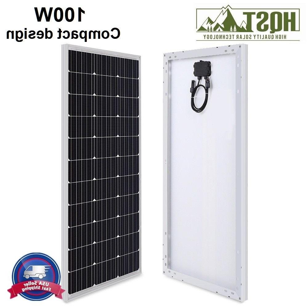 10W Watt 12V Volt PV Power Camping