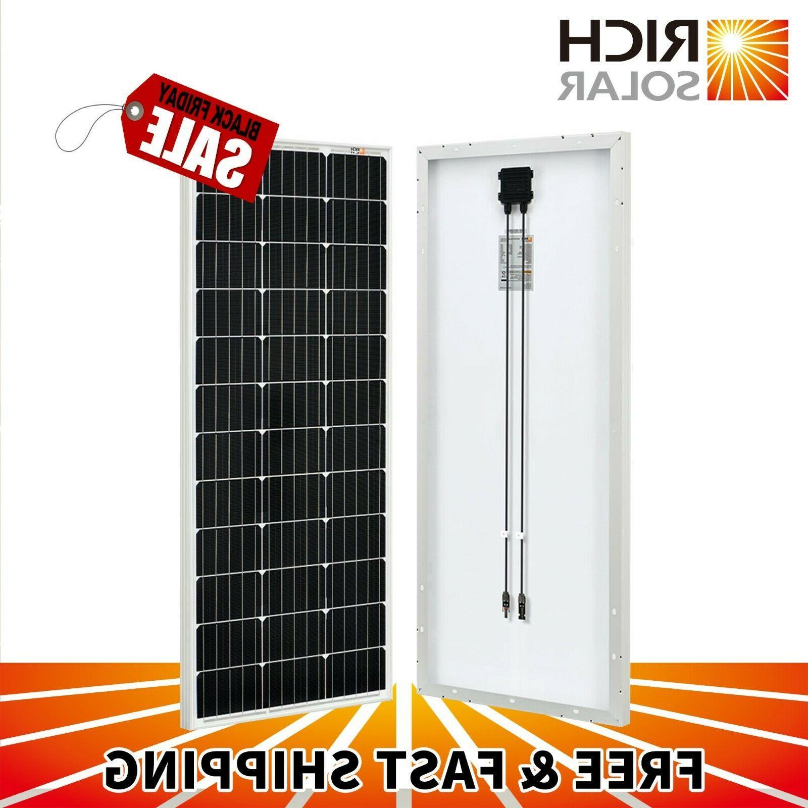 10w 20w 30w 50w 100w monocrystalline solar