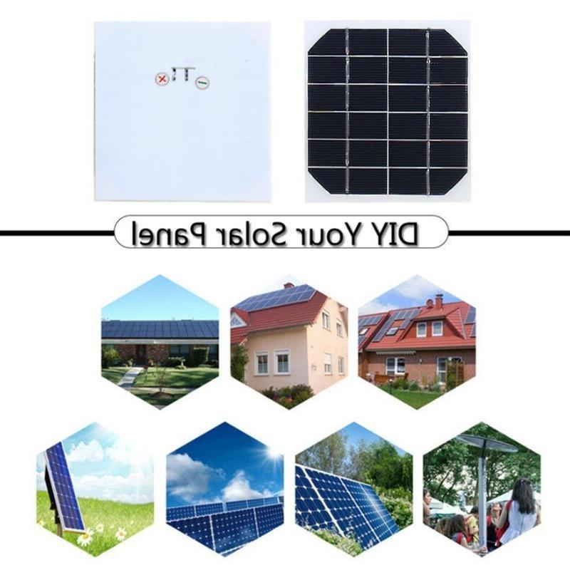 10W 6V <font><b>Panel</b></font> Power Module 350mah Phone Charger <font><b>Solar</b></font> Toys