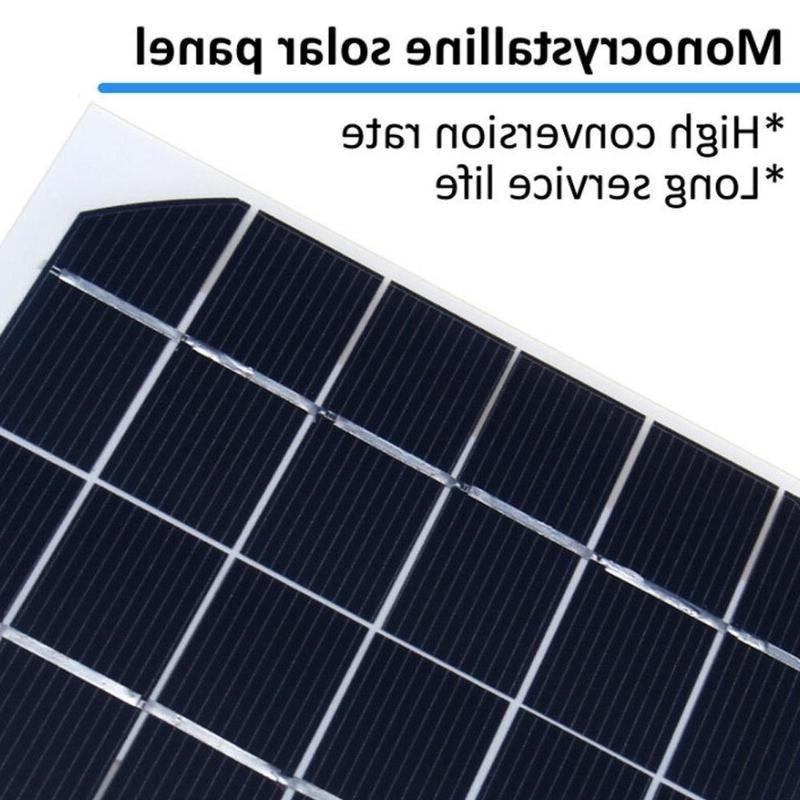 10W <font><b>Panel</b></font> Cell Power Module Phone Charger Light <font><b>Solar</b></font> Toys