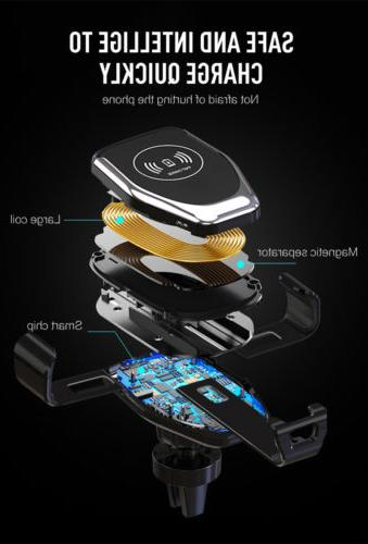 10W QI Fast Charger XR Samsung S9