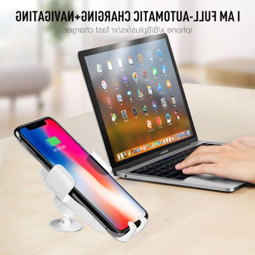 10W QI Wireless Charger Stand XR Samsung