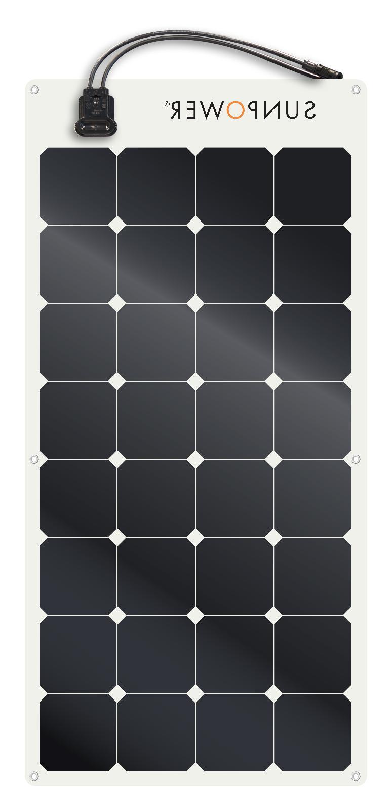 SunPower® Watt Solar Efficiency for