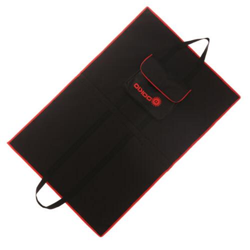 100W Flexible Portable Panel + For Camping/Car