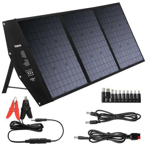 Suaoki 5V/18V USB Solar Charger
