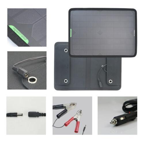 12V Portable Panel Backup for Car Boat