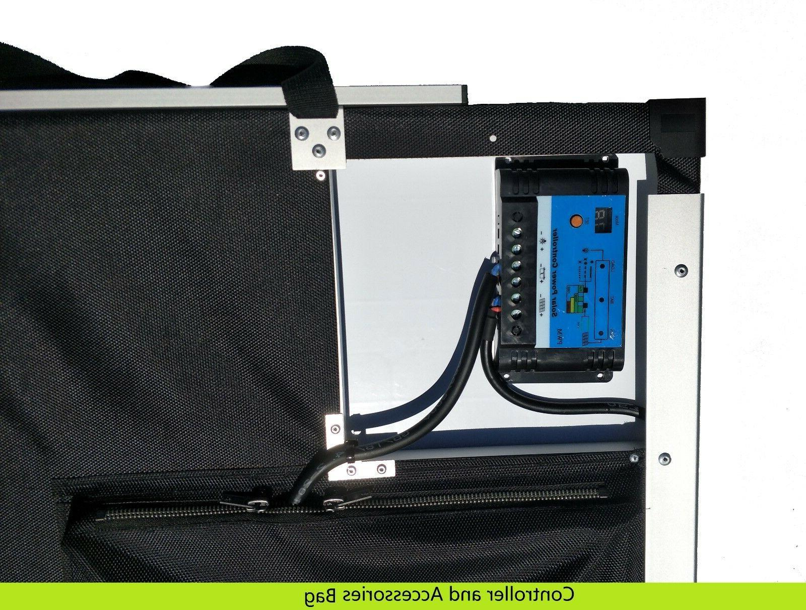 12V solar panel use. Suit &