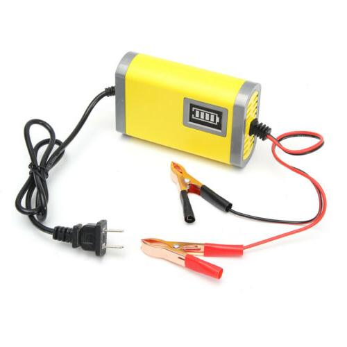 12V 2A Car Smart Yellow Color
