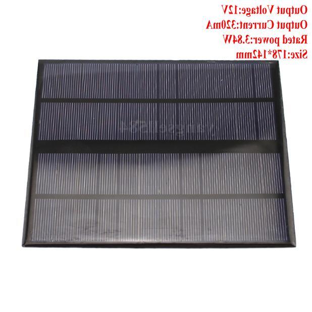12V Photovoltaic DIY Board Technology Model
