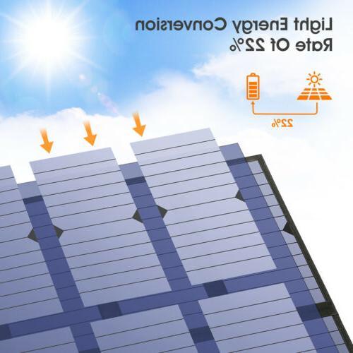 Suaoki 60W Solar Dual HOT