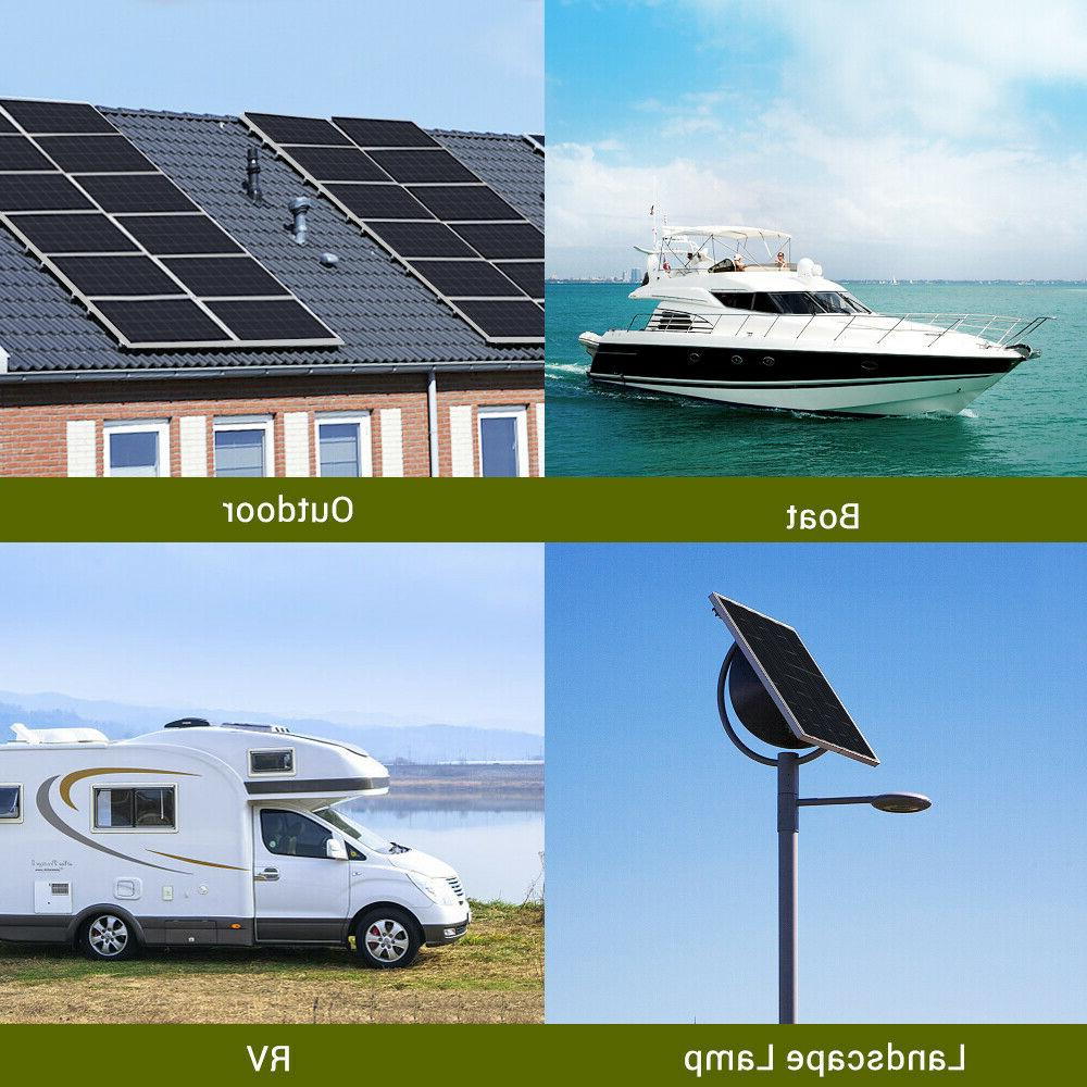 HQST 150W Watt Solar Panel Power Marine