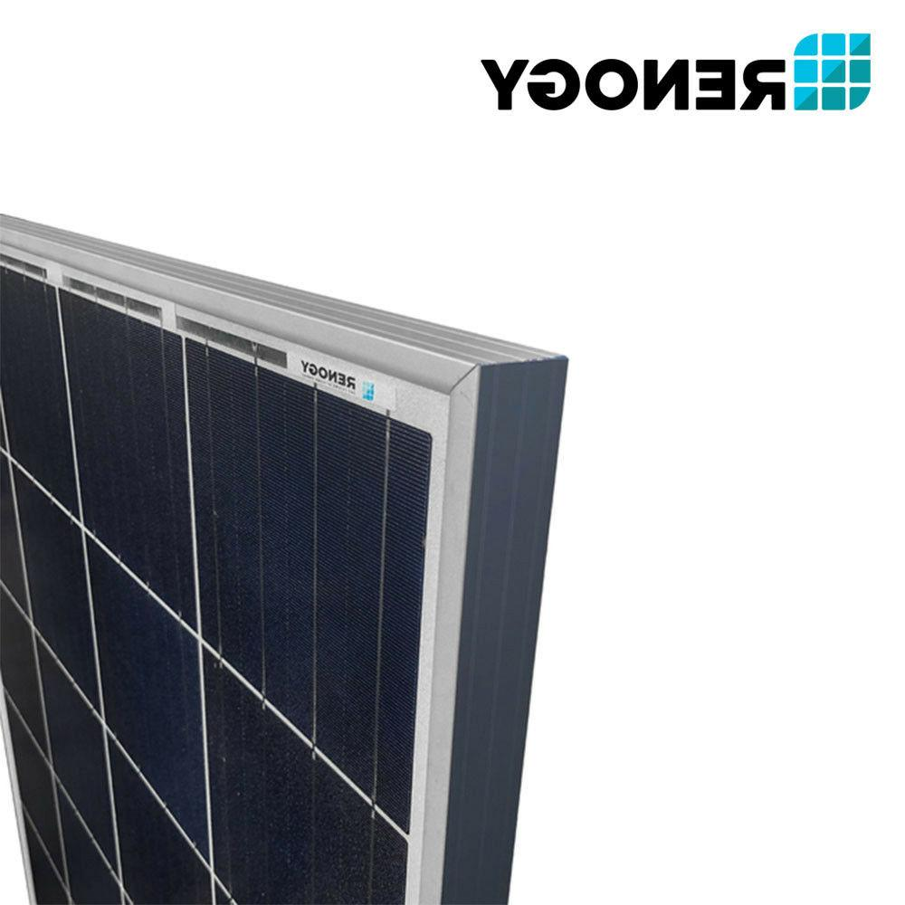Renogy 160W 12V Solar Poly 160 PV Power