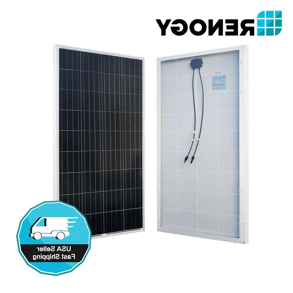150w 160w 12v solar panel poly 150