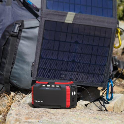 Generator 3 SOS Flashlight