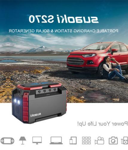 Suaoki Generator 3 USB Flashlight