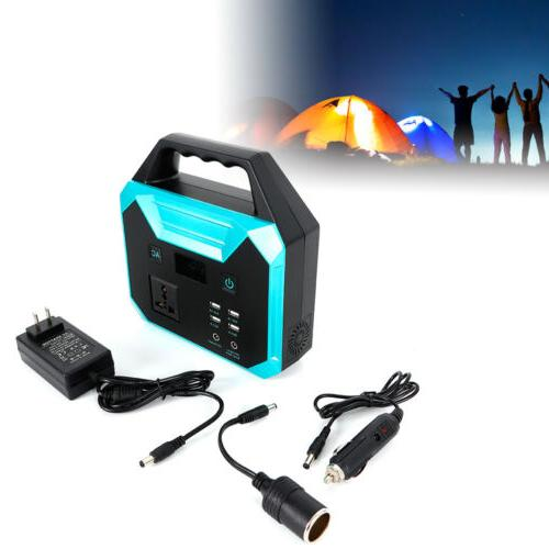 150Wh Portable Power Supply Station Power Bank