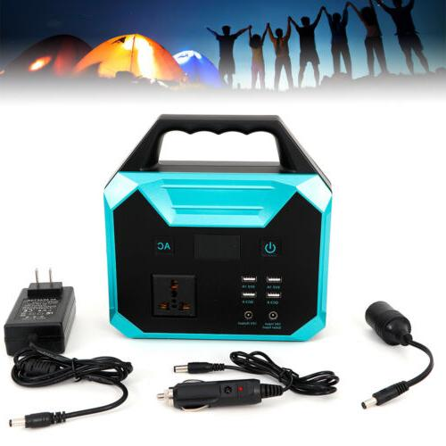150Wh Portable Generator Power Supply Charger Station Power