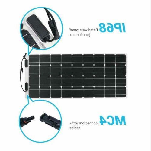 160 Watt Monocrystalline Ultra Lightweight MA