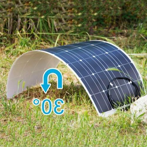 160W Newly Solar 12V Battery Mono 36Cells HO