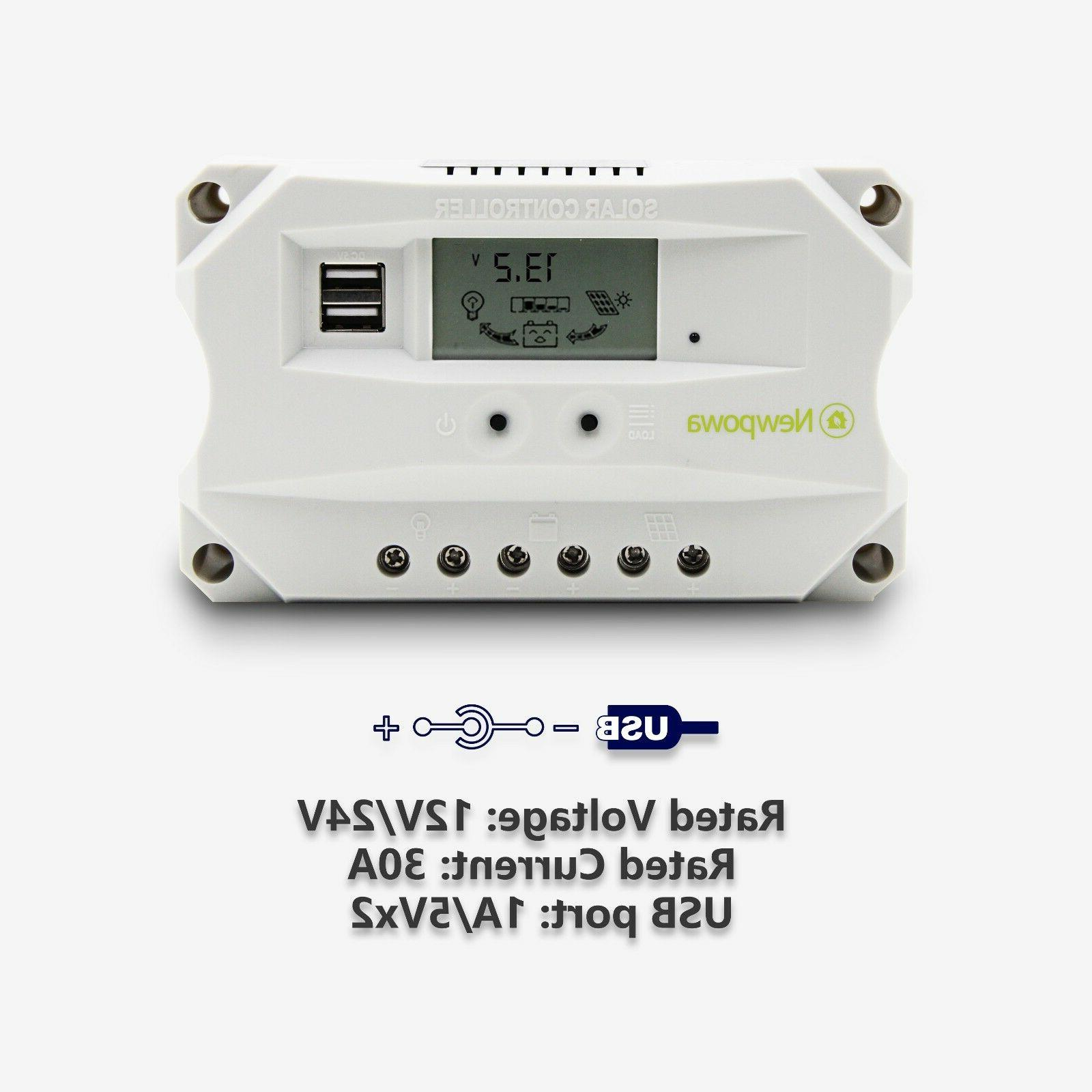 Newpowa Watt Solar 12V RV kit