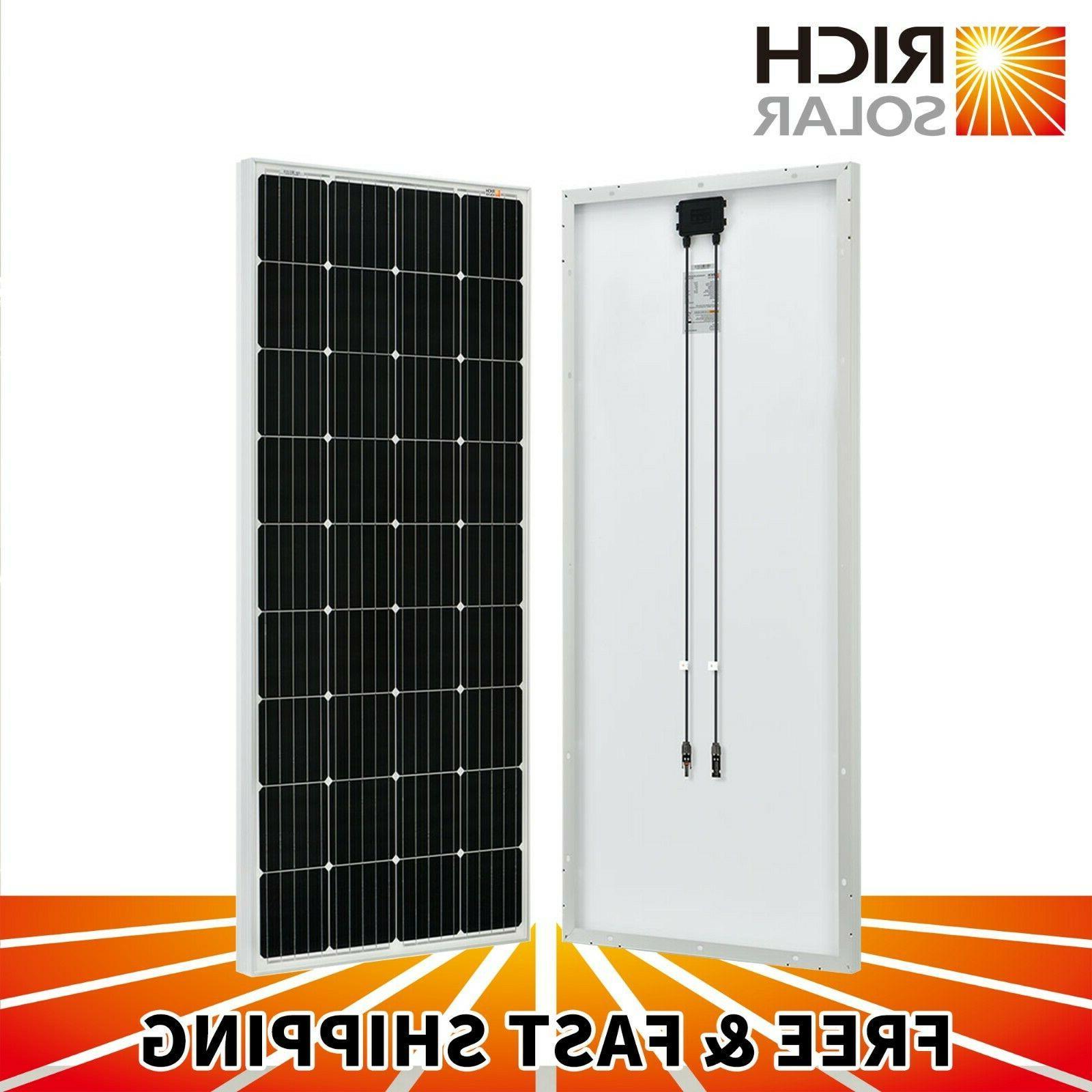 190w 200w 12v solar panel high efficiency