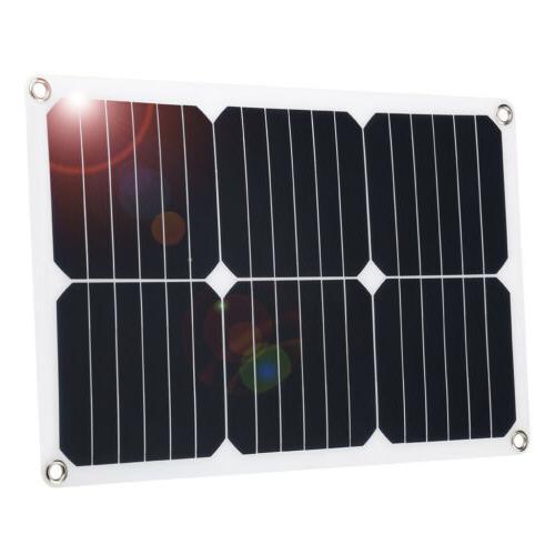 18v 18w flexible solar panel kit
