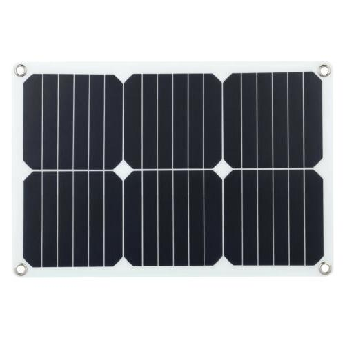 Suaoki Solar Boat Car Battery Charger