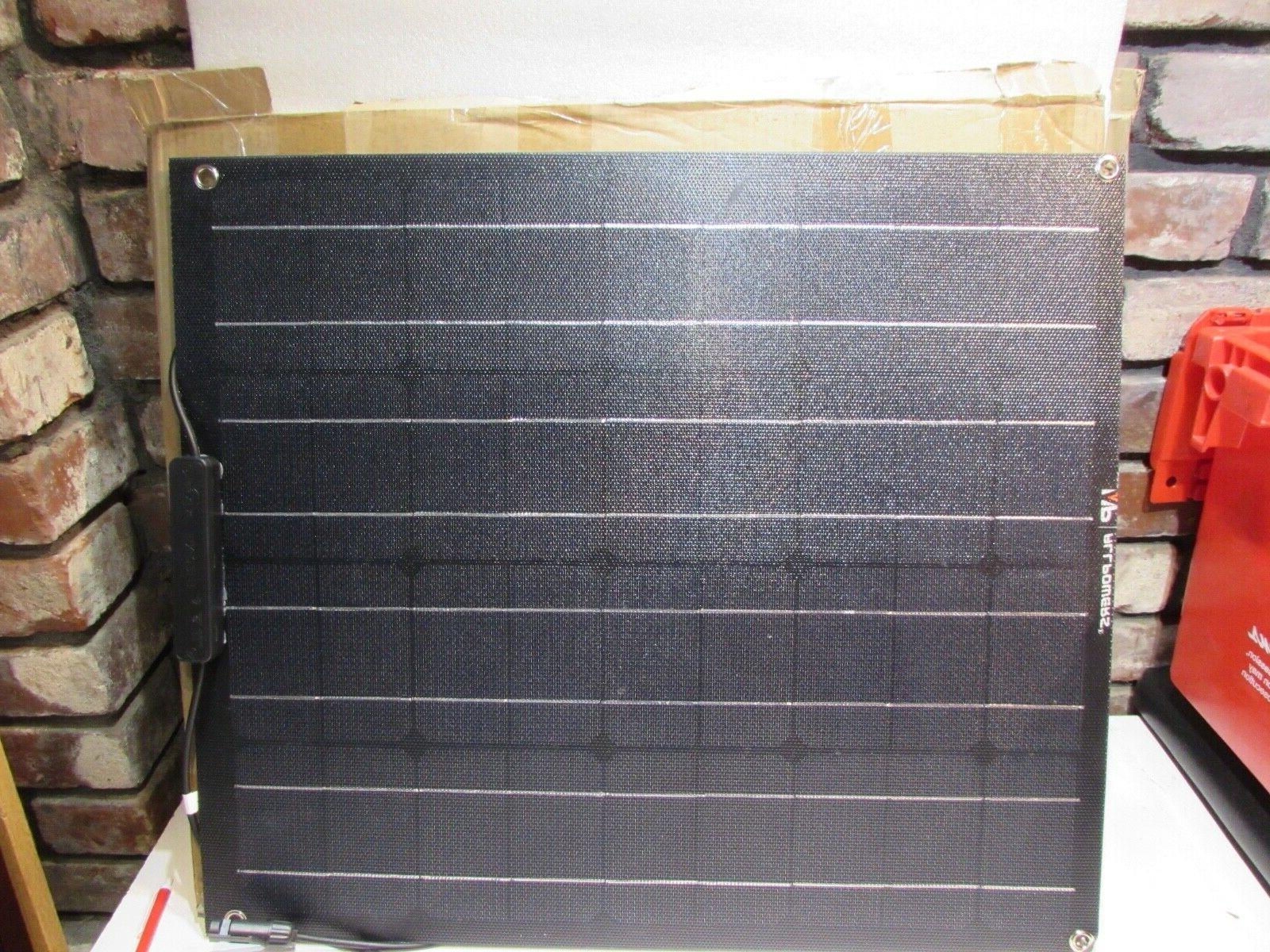 18v 20v 50w solar pane