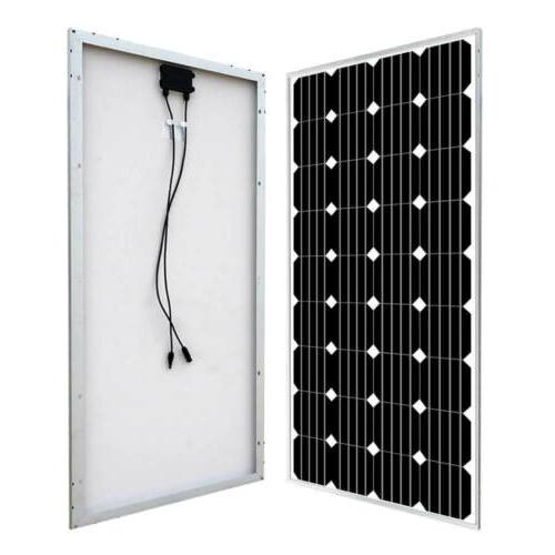 Solar battery for Home RV Battery Charge