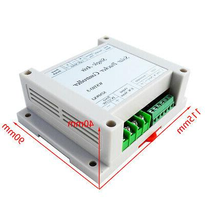 Single System +12V Linear +Solar Controller