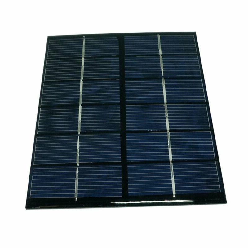 Sunnytech 330ma Mini Solar Panel Module DIY Polysilicon Solar Epoxy Ce