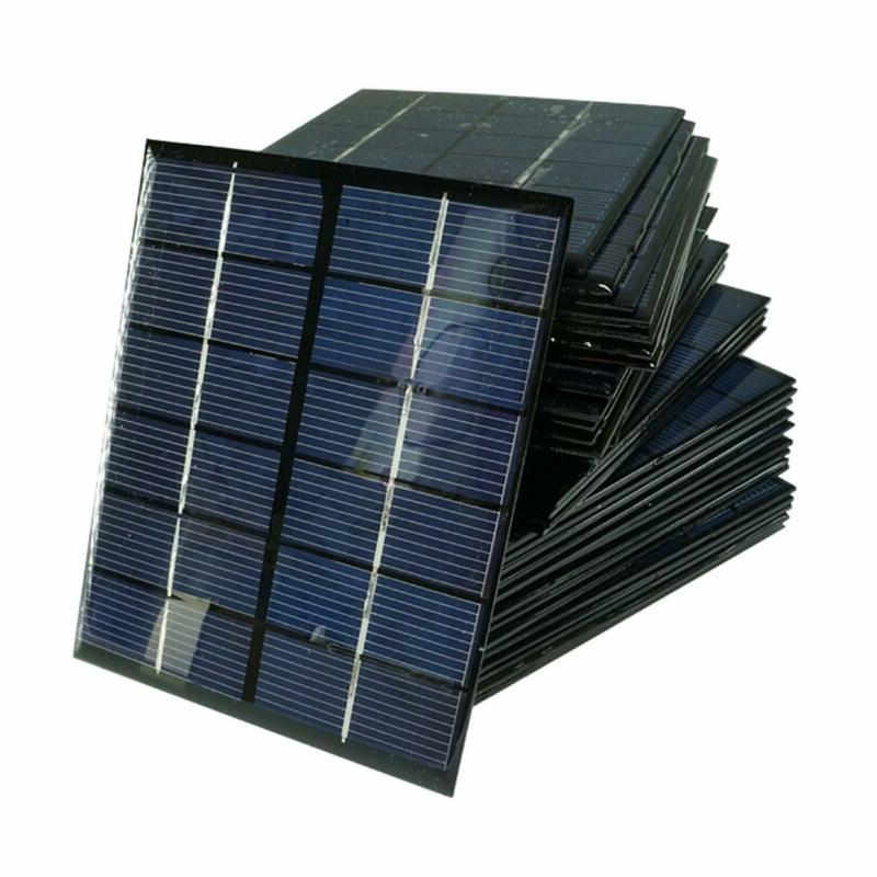 1pc 2w 6v 330ma mini solar panel
