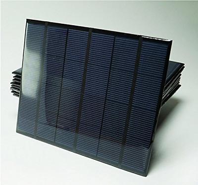 Sunnytech 1pc 3.5w 583ma Mini Solar Module Epoxy DIY