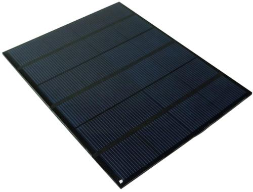 Sunnytech 1pc 3.5w 583ma Mini Solar Module Solar Solar Epoxy DIY