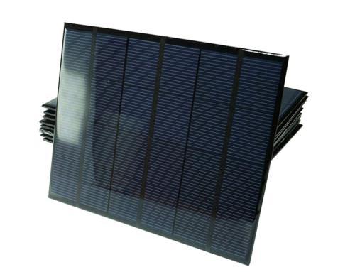 1pc 3 5w 6v 583ma mini solar