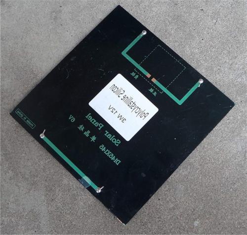 Sunnytech 250ma Small Panel Polysilicon Solar