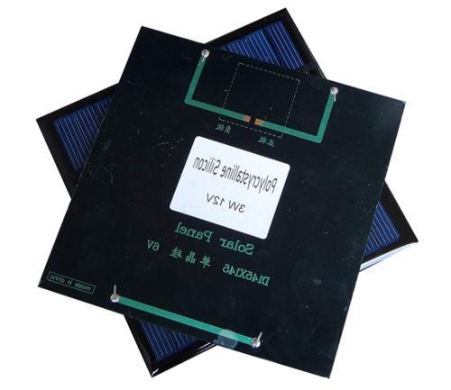 Sunnytech 1pc 250ma Mini Panel Solar