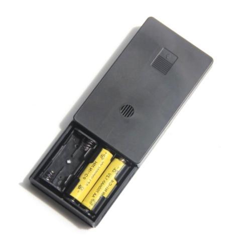 1W 4V Battery Box 2*AA/AAA Supply
