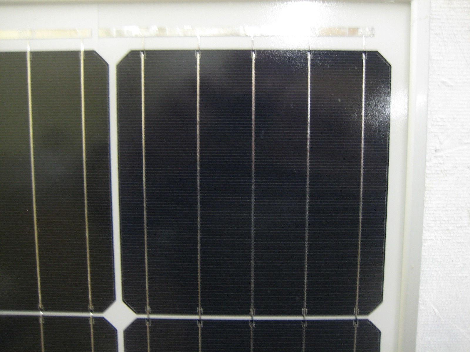 2- Watt Volt Battery Panel RV