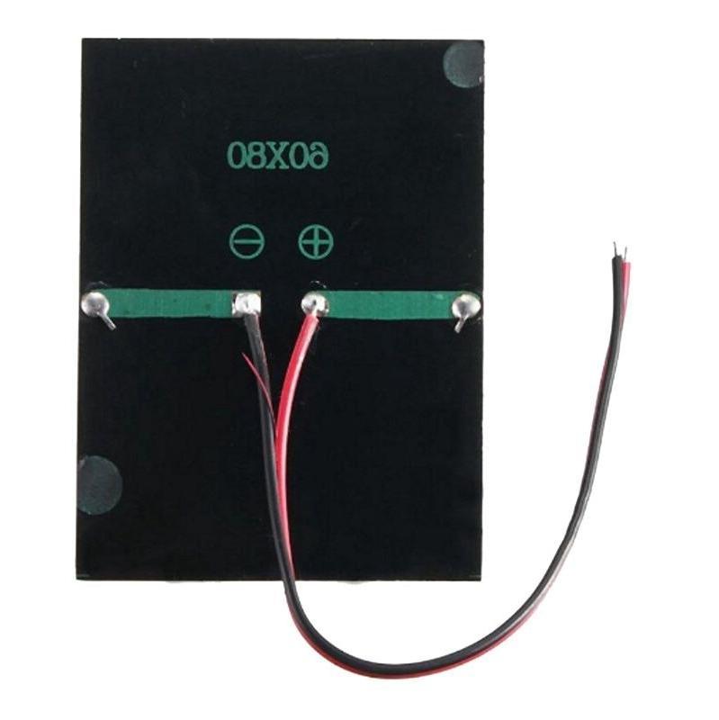 2 400mA 80x60mm Cells <font><b>Solar</b></font> - DIY Toys Battery